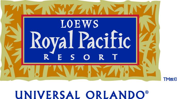 royal pacific hotel Universal Studios