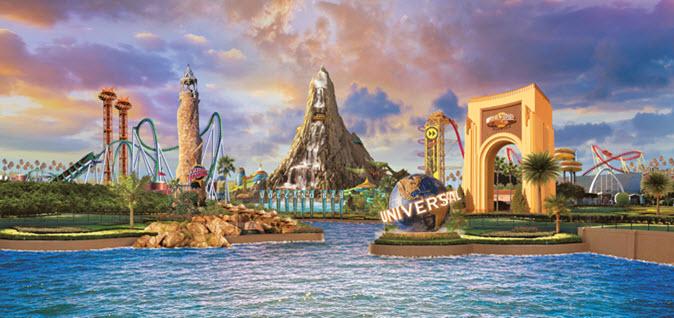 Universal FL Vacation Pacakge