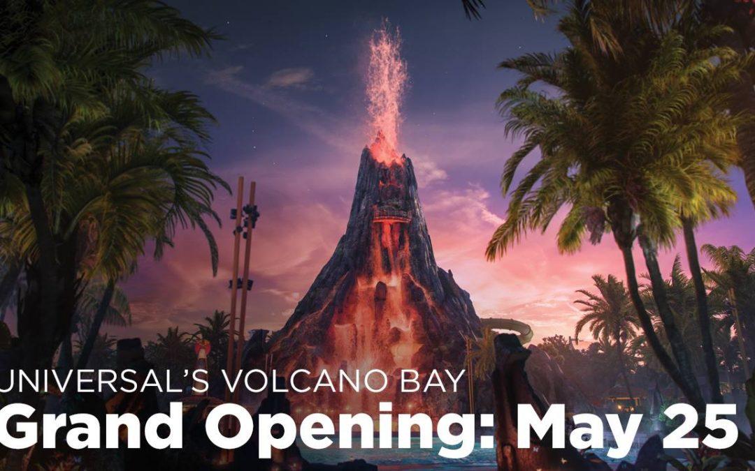 Volcano Bay Grand Opening