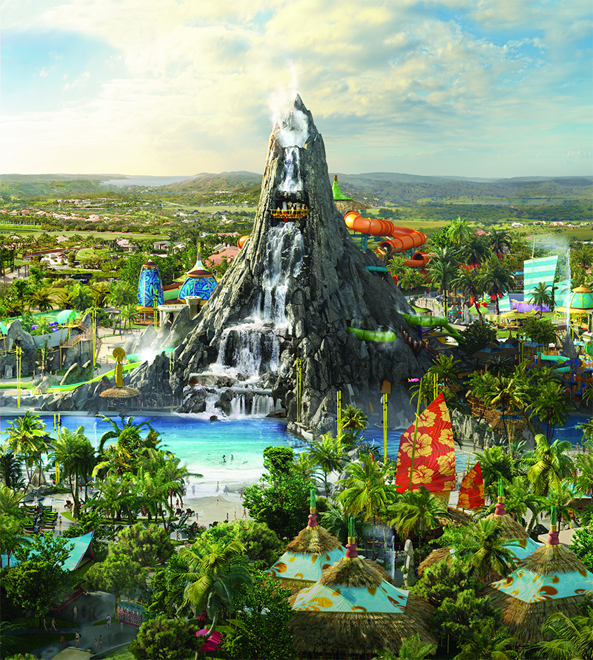 What S Coming To Volcano Bay Universal Studios Orlando Vacation Packages Discounts Hotels