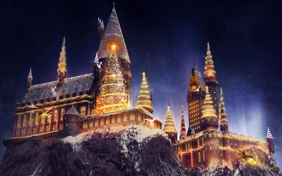 Harry Potter Christmas vacation package