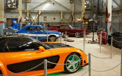 Fast & Furious – Supercharged is Now Open at Universal Studios