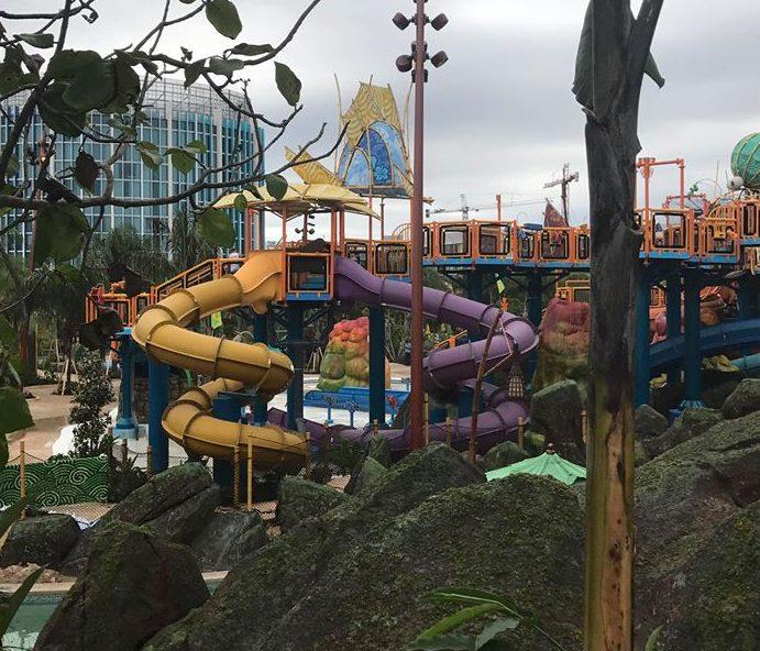 Volcano Bay Kids Area - Volcano Orlando - Water Park