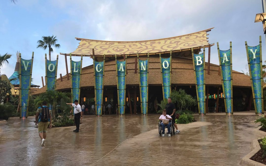 Volcano Bay Water Park