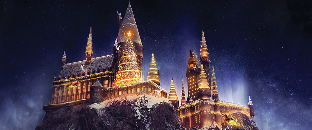 Holidays at Universal Orlando Resort™ Nov. 17 – Jan. 6 2019