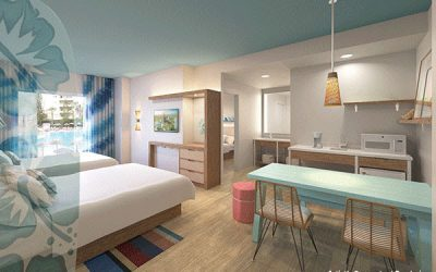 Universal Studios Orlando Endless Summer Resort – Surfside Inn and Suites
