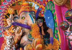 Mardi Gras at Universal Orlando Resort