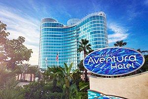 Universal Aventura Hotel package