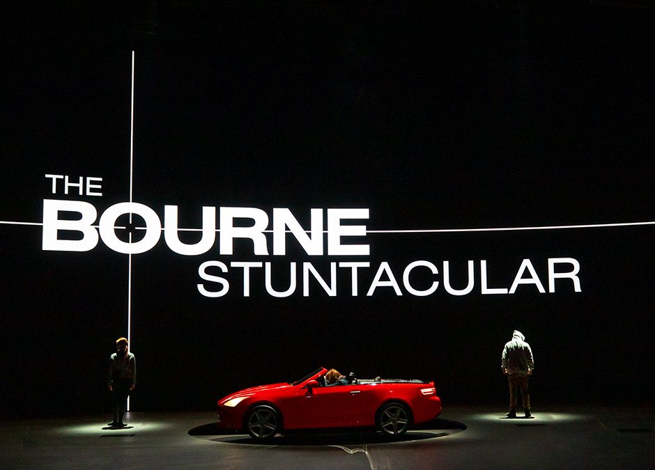 The Bourne Stuntacular Opens at Universal Orlando Resort