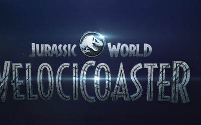 Jurassic World VelociCoaster Opening June 10th