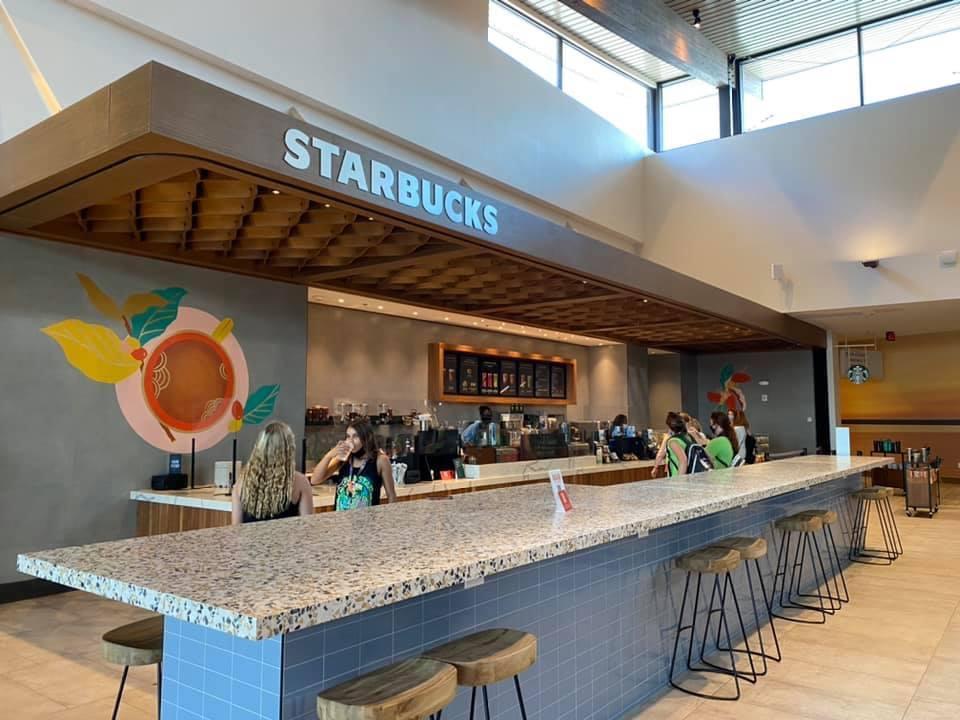 Dockside Inn and Suites Starbucks