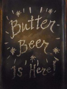 Universal Wizarding World Butter Beer