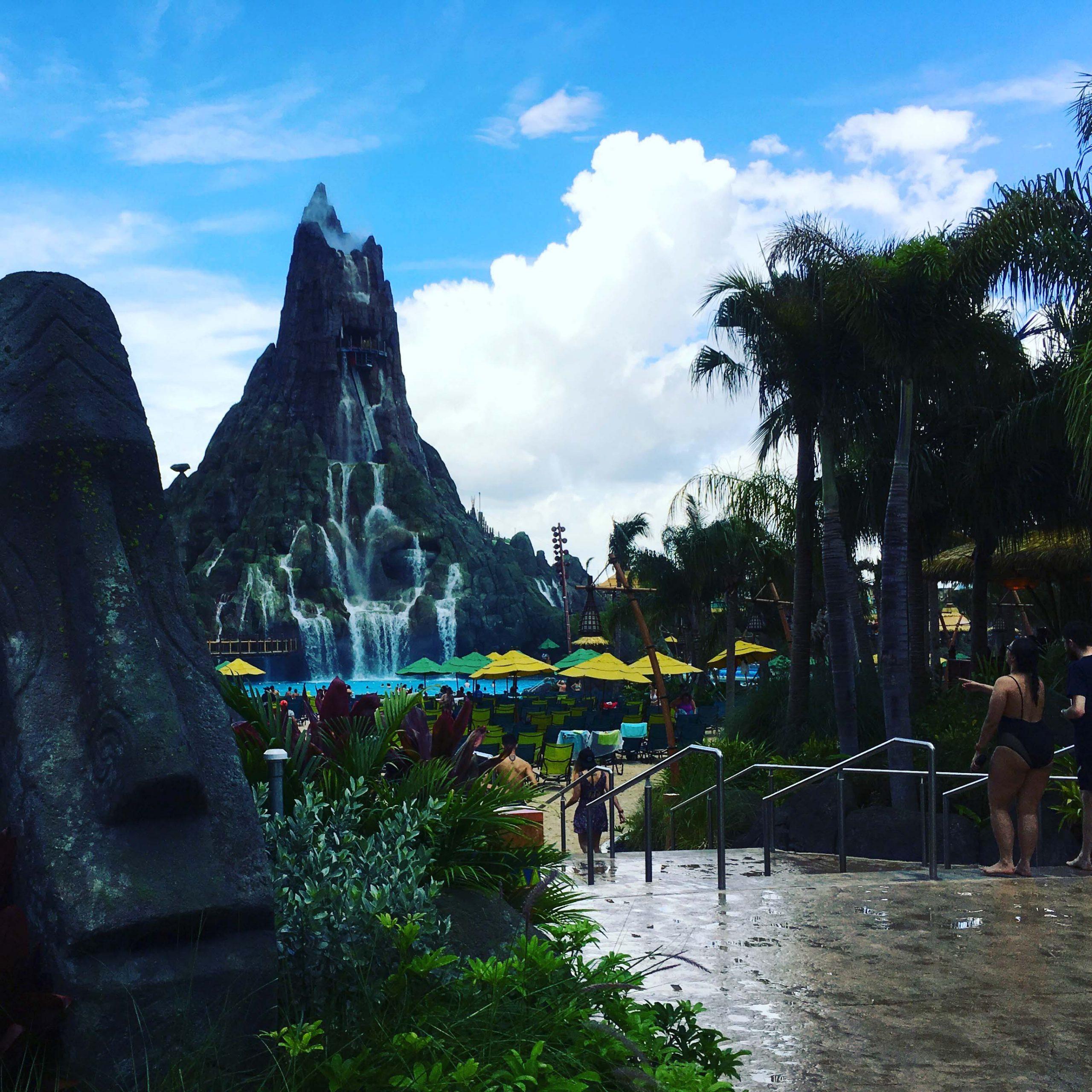 Volcano Bay Water Park Orlando Pool